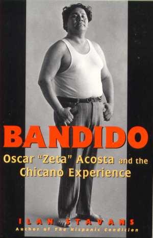 Oscar Zeta Acosta Poster