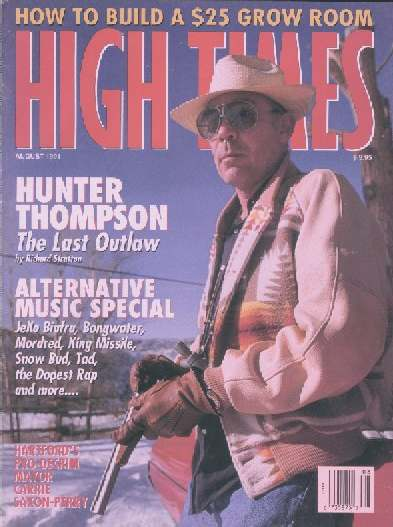 ... Great Thompson Hunt - HST & Friends - Who Is (Dr.) Hunter S. Thompson